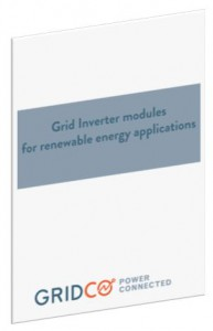 Grid_Inverter_modules